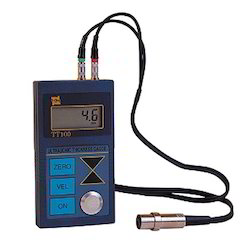 TT 100 Time Make Ultrasonic Thickness Meter
