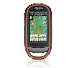 Wireless Magellan eXplorist 710 with World Edition Map, Screen Size: 7 inch, for Car