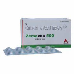 Cefuroxime Axetil Tablets I.P