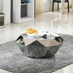 Diamond Tea Table