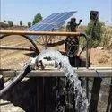 3 HP AC Solar Water Pump System