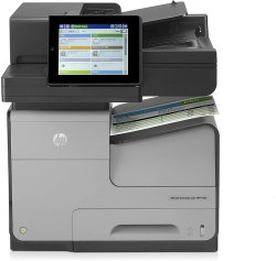 HP PageWide MFP Enterprise  586dn All-in-One Inkjet Printer