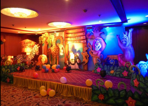 Product Image Read More Birthday Party Balloon Decorations Services