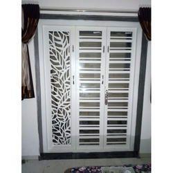 Aluminium Main Door