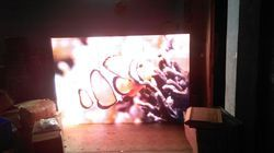 LED video wall display