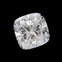 High Quality Cushion Cut White Colorless Moissanite Stone