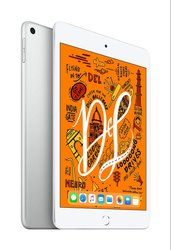 Apple iPad Mini (Wi-Fi, 64GB) - Silver (MUQX2HN/A)