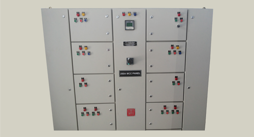 AC 3 Phase MCC Panel for Motor Control