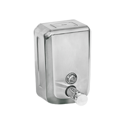 SS Manual Soap Dispenser