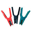 Full Insulated Battery Jumper Clip - Crocodile Type - 200 A