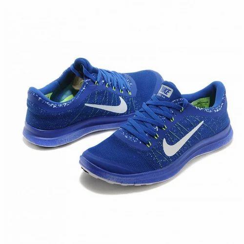 b2c459554dbe7 Box Nike Free 3.0 V6 Blue White