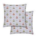 Cotton Printed Cushion Cover