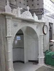 Marble Masjid Work