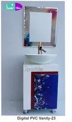 23 Digital PVC Vanity Set