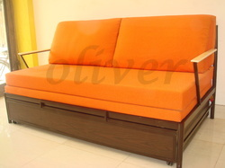 Vertical Sofa Cum Bed