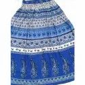 Bagru Print Long Skirt