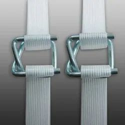 Plain Polyester Strap, Packaging Type: Box