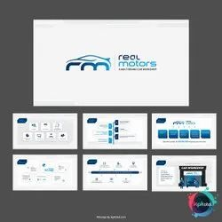 Corporate Presentation Designing