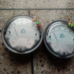 Aerosense Model ASG-06 Differential Pressure Gauge Range 0-6.0 Inch WC