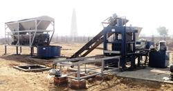 RBM-15 Fly Ash Brick Making Machine