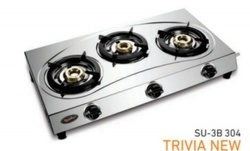 SUN SAFE / KITCHEN SAFE Three Burner Gas Stove SU-3B-304