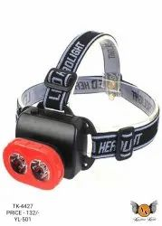 High Power Dual LED Headlamp