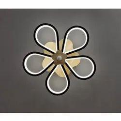 Flower Design LED Wall Light