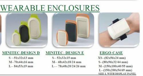 Wearable Enclosures--Minitec- Plastic Enclosures