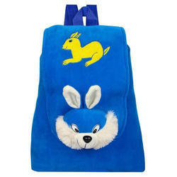 Blue Rabbit Full Flap Kids Bag