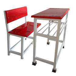 Kids School Desk Bench