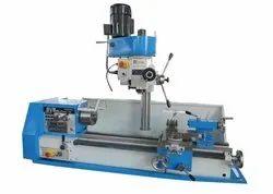 Lathe Cum Mill Machine