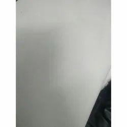 White Polyester Cotton Karate Uniform Fabrics