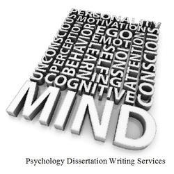 Psychology Dissertation Writing Services