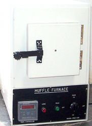 Muffle Furnaces In Ludhiana Punjab Get Latest Price
