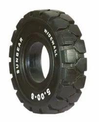 Sunbear Solid Tyre