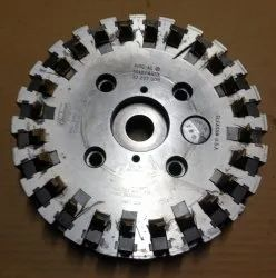 Spiral Bevel Gear Cutter Heads