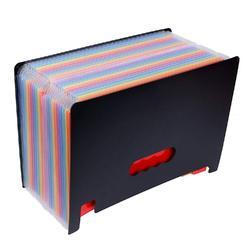 A4 Expanding Expandable Files Folder -24 Pockets