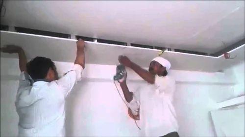 Gypsum And Pop Ceiling Work Gypsum Ceiling Work