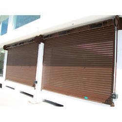Full Height Gear Rolling Shutter