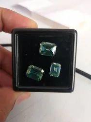 莫桑绿翡翠钻石,大小:1crt到15crt