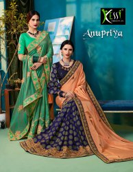Anupriya Designer Saree by Kessi