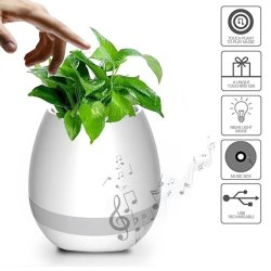 Smart Musical Flower Pot