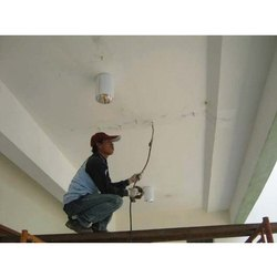 for Commercial Injection Water Proofing Service