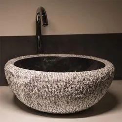 Capstona Hector Marble Wash Basin