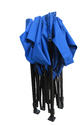 Quick Foldable Gazebo Tent-10''x10''-Side Wall-Heavy Duty-Blue