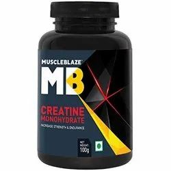 100 G Muscleblaze MB Creatine Monohydrate Protein Powder