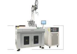 Semiconductor welding machine