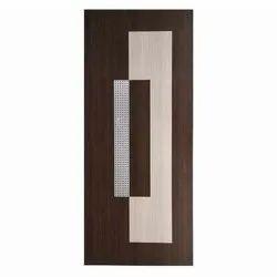 Laminates Brown Designer Flush Doors, Size/Dimension: 3x7x30 mm