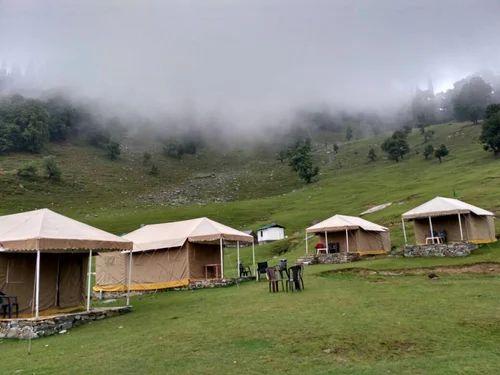 Chopta Meadows Heritage Camps DuggalBittha India