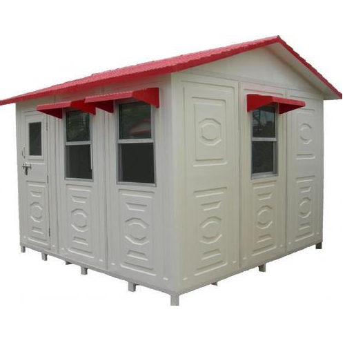 PUF Insulated Panel - FRP Bunk House Manufacturer from Vadodara